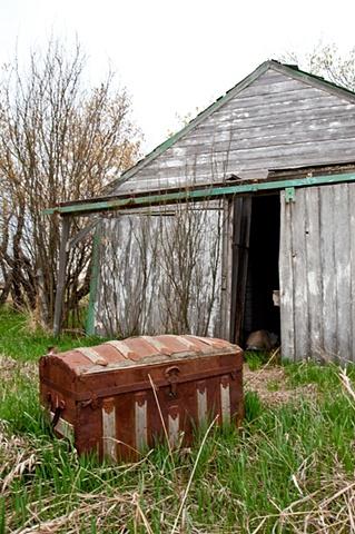 Abandoned Trunk