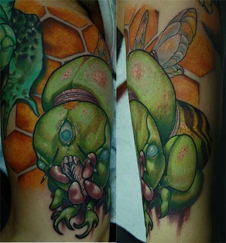 Eric James tattoo Phoenix Tattoo Company