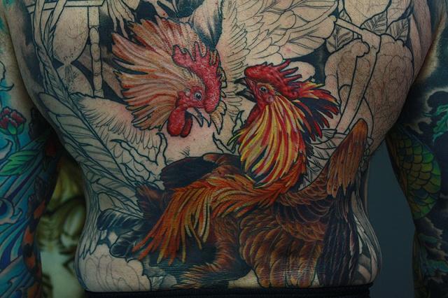 Eric James tattoo Phoenix Arizona art