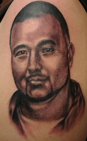 Eric James tattoo