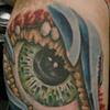 Bio-mech eye