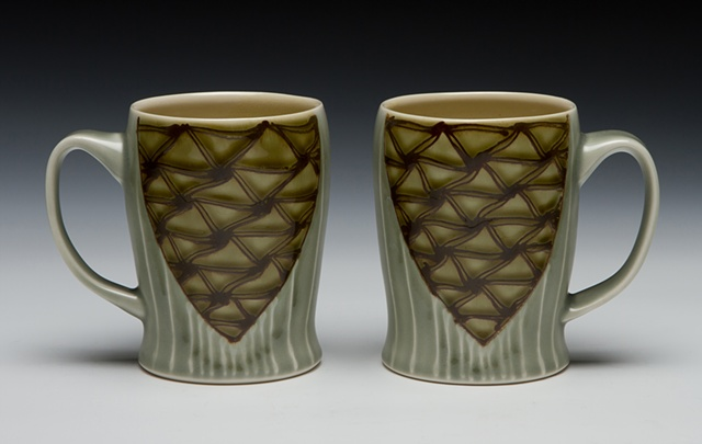 slim mugs minoan avocado
