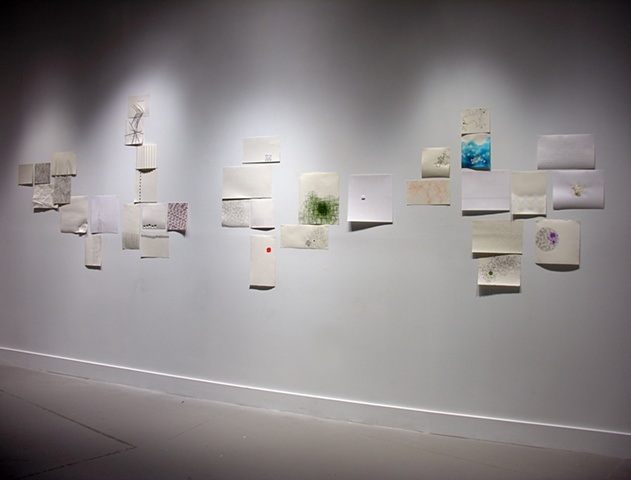 Installation of 'The Routine'