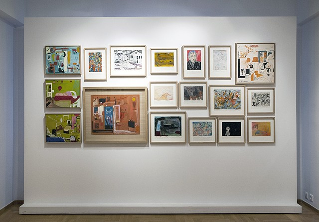 Installation View of Main Room #3