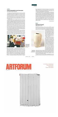 Artforum review on Two Johns by Stephanie Bailey