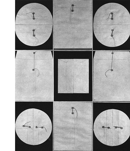 Tension Envelope Series, 1962