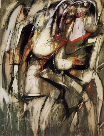 Seated Figure, 1954