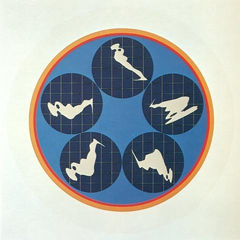 Falling Man/Manscape, 1969