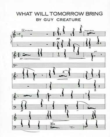 Falling Man Sheet Music