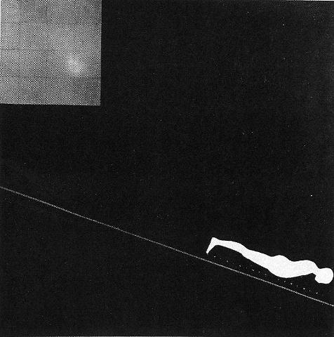 Study/Falling Man, 1963
