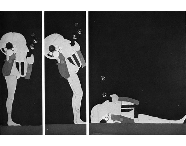 Fall Triptych, 1962