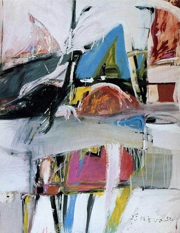 Composition (Portrait of Jack), 1956