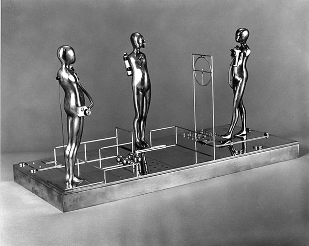 Model for Venice Landscape, 1966