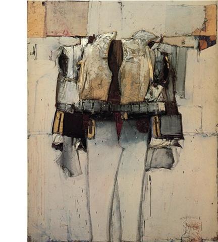 Blue Jean Figure, 1961