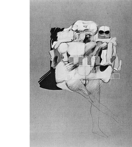 Figure Study, 1960