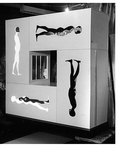 Studio photograph circa 1964.