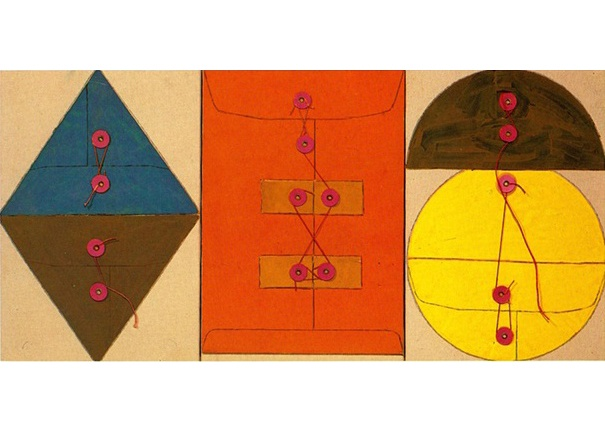 Envelope Collage #56, 1961