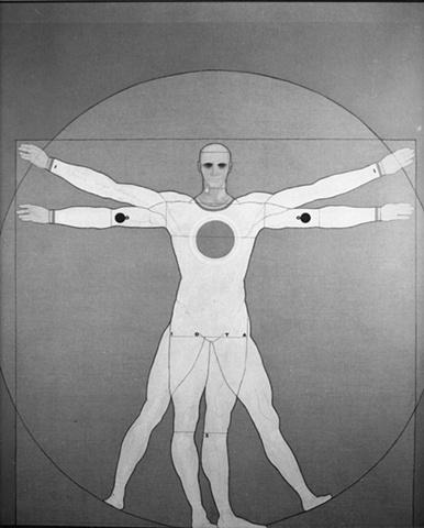 Figure Study ('Trovian Man')