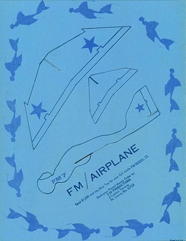 Study/Falling Man (Airplane)