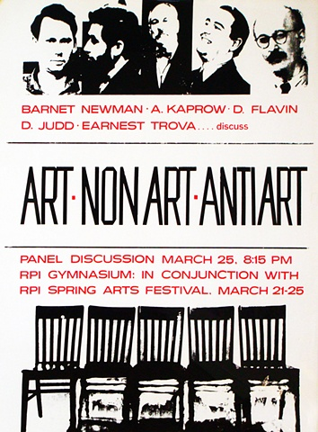Poster for RPI Panel Discussion