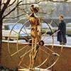 Study/Falling Man (Wheel Man), 1965
