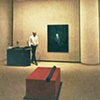 Private Gallery at the home of architect Philip Johnson