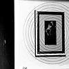 Study/Falling Man (Diminishing Figure), Reverse, 1964