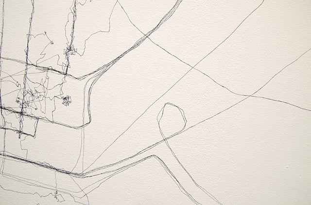Tracing 6 (detail)