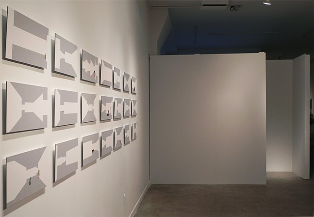 Sites (installation View)
