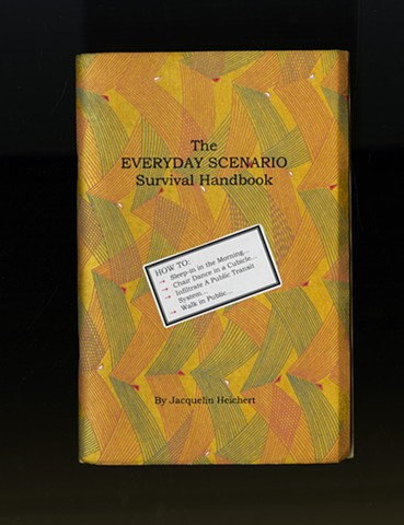 The Everyday Scenario Survival Handbook (Cover)
