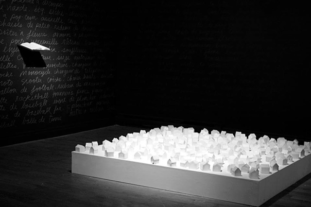 Accumulation (Installation View)