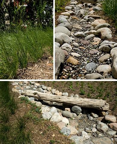 bona terra dc landscape design dry stream bed