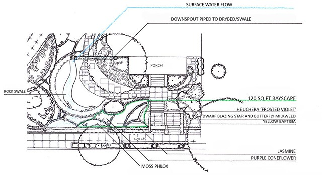 bona terra dc landscape architect design installation garden bayscape landscaping
