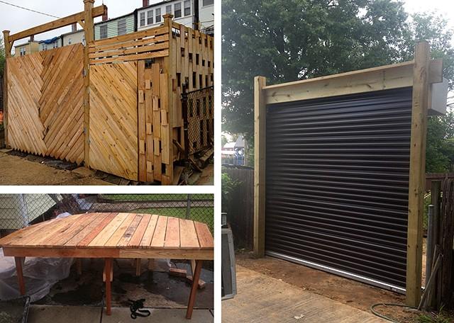 bona terra dc landscape design installation fencing woodwork