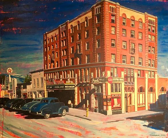 Hotel Nevada 1948