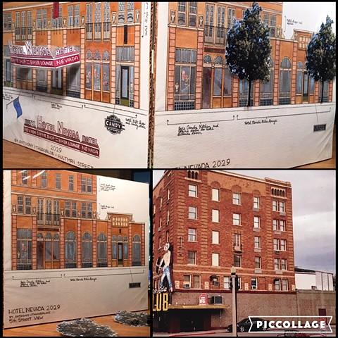 Hotel Nevada Restoration 1