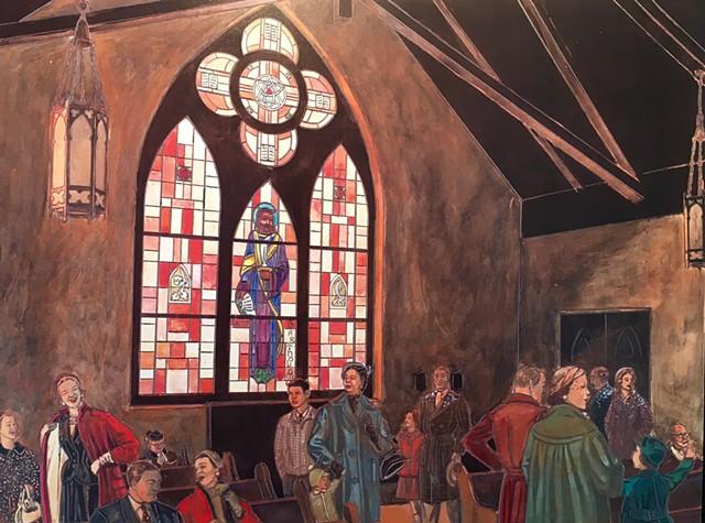 St. Bartholomew's Window