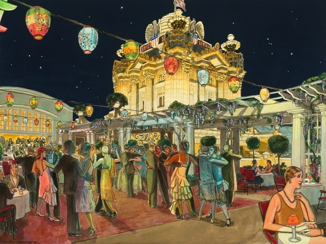 1920's, Hotel Utah, Jazz Age, dancing