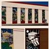 Greek History Mural