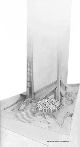 Sculptural Proposal Mexico