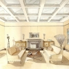 Upper East Living Room