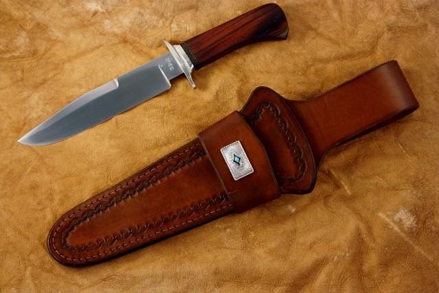 Chute knife