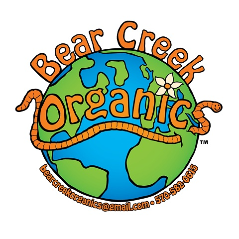 Bear Creek Organics Logo