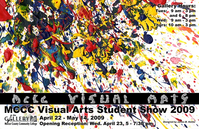 MCCC Visual Arts Student Show