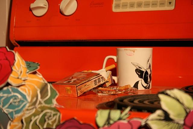 Murphy Cigs and Murphy Coffee Cup