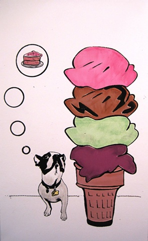 Cake Thoughts