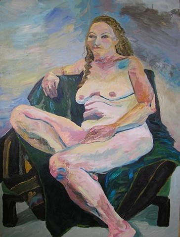 Melissa Seated