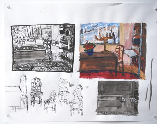 Living Room Studies