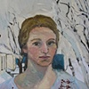 UCD Painting Room, Self-Portrait