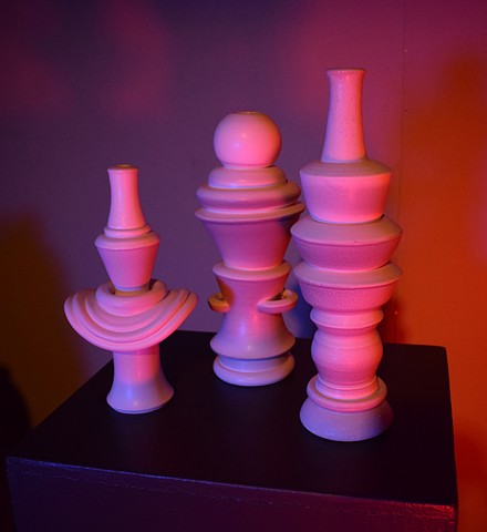 Chess Vessels